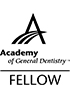 Academy of General Denistry logo